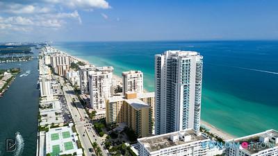 North Miami Beach and Areas - Aerials-3