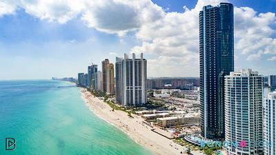 North Miami Beach and Areas - Aerials-8