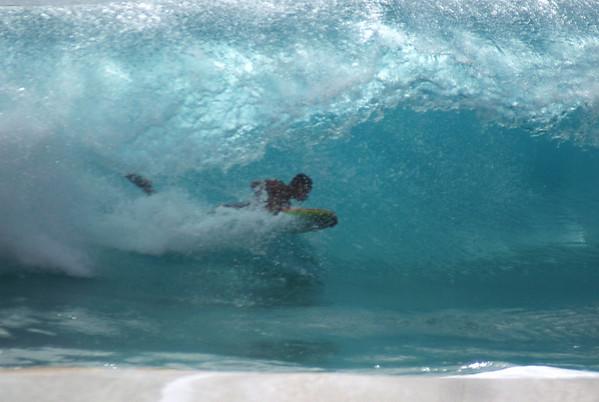 Body Boarding Yoke's