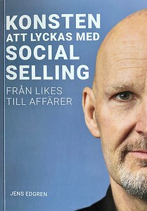 BOOK Jens Edgren Social selling