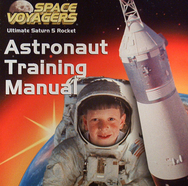 ASTRONAUT TRAINING MANUAL