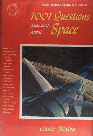 SPACE SCIENCE BOOKS