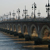 Pont de pierre  -  Bordeaux  -  France