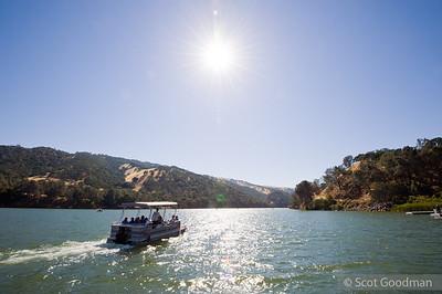 Lake Del Valle July 2010