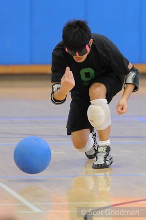 17th Annual Invitational Goalball Tournament 2011