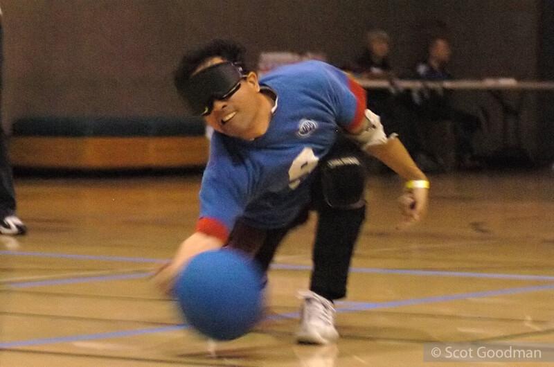 Jairo releases a throw.