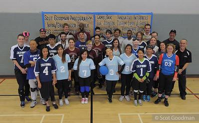 20th Annual Invitational Goalball Tournament 2014