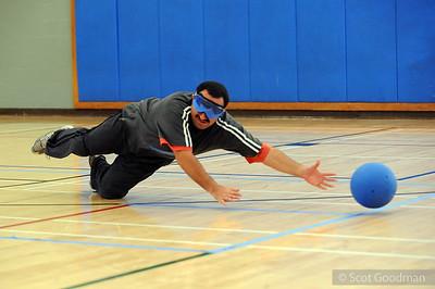 14th Annual Invitational Goalball Tournament 2008