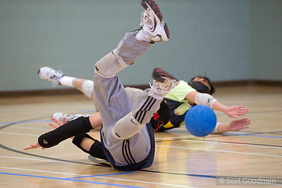 Favorites from Northern California Goalball