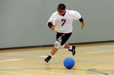 15th Annual Invitational Goalball Tournament 2009.