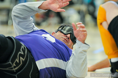 Highlights from the 23rd Annual BORP Goalball Invitational, Berkeley California, December 9, 2017. Photos Copyright Scot Goodman. More info: borp.org.
