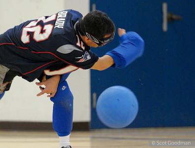 Highlights from the 23rd Annual BORP Goalball Invitational, Berkeley California, December 9, 2017. Photos Copyright Scot Goodman. More info: borp.org.