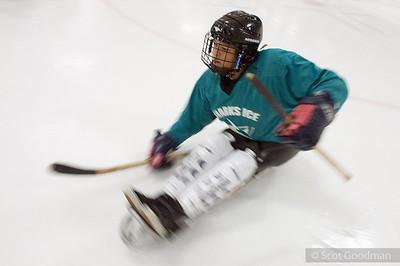 Guns n Hoses Charity Hockey Game 2010