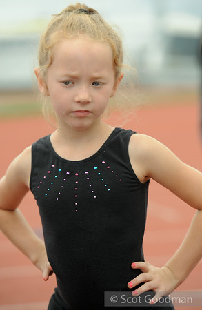 Paralympic Track and Field Clinic August 2015