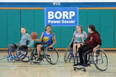 Bay Area Outreach and Recreation Program (BORP) Opening Day. Berkeley Ca. Saturday September 9, 2017. Photos Copyright 2017 Scot Goodman.