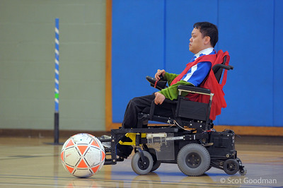Power Soccer Tournament March 10 2012