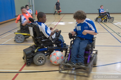 Power Soccer June 1 2013