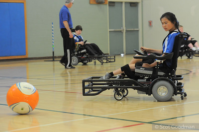 Power Soccer Practice New Strike Force Chairs Apr 2014