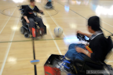 Power Soccer Berkeley April 12 2008