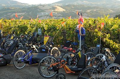 14th Annual BORP Revolution Ride. Photos Copyright Scot Goodman.