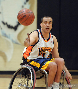 Trooper Johnson, National Wheelchair Basketball Hall of Fame, Class of 2016. Thank you for everything you have done for me. There has been so much to be grateful for because of you. Congratulations. See you soon. Much love, Scot.