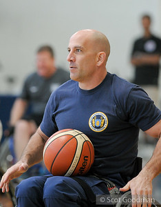 Highlights from the 2017 Coast Guard Combined Federal Campaign Awareness Basketball Games, held at the Alameda Coast Guard Station, in Alameda County, California, December 13, 2017. With support from BORP, the Games are held to help promote the Coast Guard's charity fundraising efforts through the Combined Federal Campaign Awareness Program. Photos Copyright Scot Goodman.