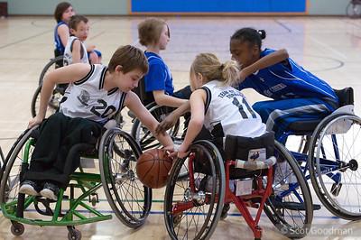Basketball: Bay Cruisers vs St. Lukes Tornadoes