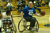 Wheelchair Basketball Exhibition :