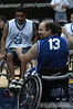 Wheelchair Basketball Exhibition UCB :