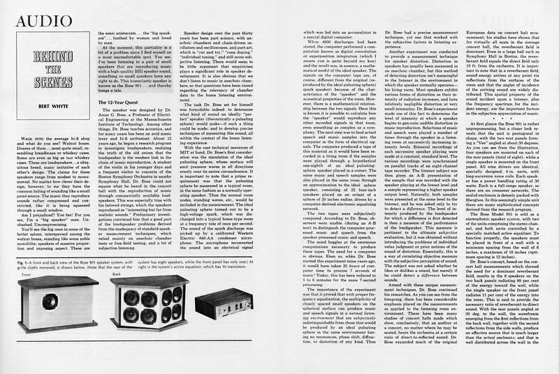 Audio 901 pg 1,2