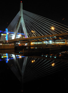 Leonard P. Zakim - Bunker Hill Bridge