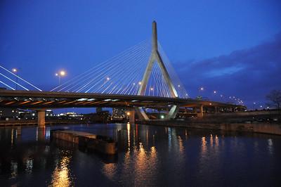 Leonard P. Zakim - Bunker Hill Bridge