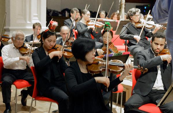 _MJG2812  violins  in rehearsal