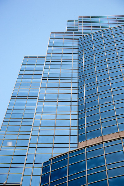 Glass skyscraper, Boston #8