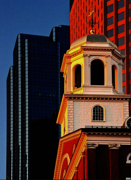 Old and New, Boston