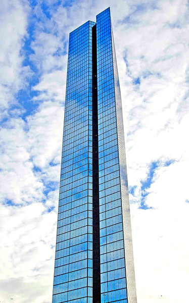 John Hancock Tower, Boston, Mass
