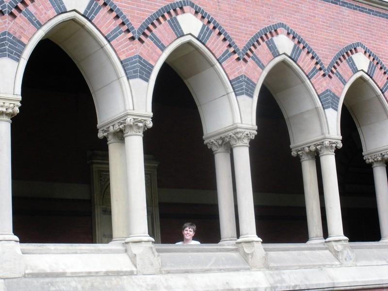Harvard Episcopal Church at Harvard University, Cambridge, MA