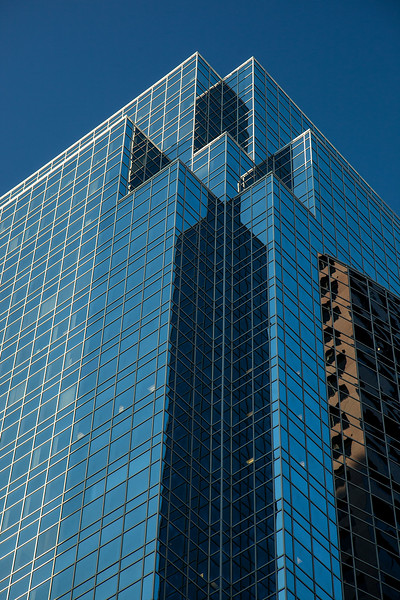 Glass skyscraper, Boston #3