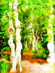 Tree Path 201