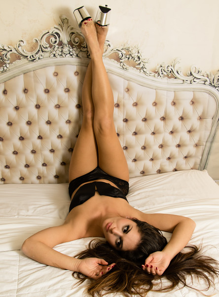 Boudoir Photography - stephanie