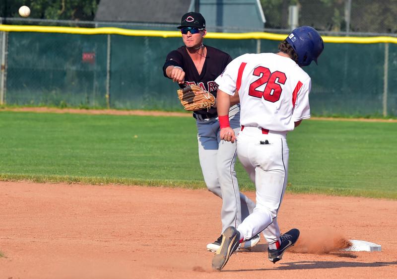 Boulder Collegian Baseball Club vs Denver Black Bears