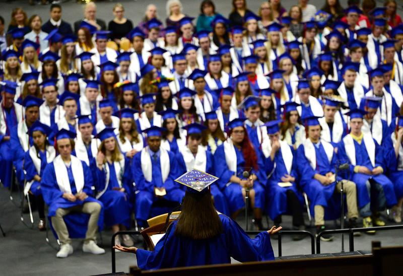 Centaurus High School Commencement