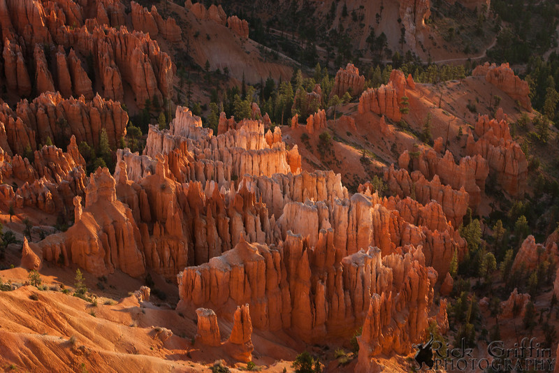 Inspiration Point, Bryce Canyon National Park,