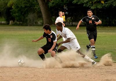 Boys Soccer - Varsity vs. Elgin