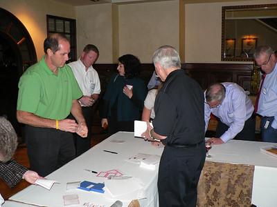 2011 BP MS 150 Club 300 Reception