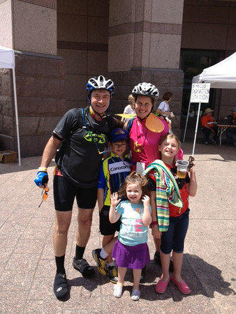 Don, Joy and McCormack Family