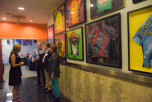 2016 Fundraising Hall of Fame