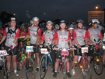 Riders with MS and Jerseys