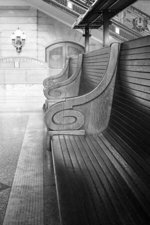 Station Bench