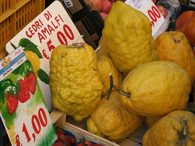 Giant Lemons (Amalfi, Italy)